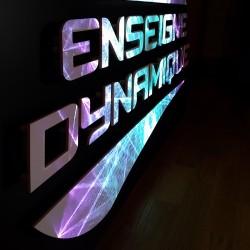 Enseigne Dynamique