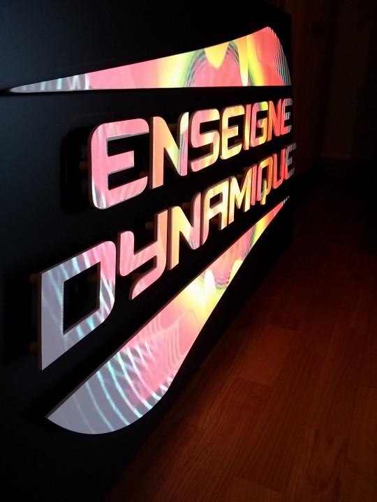 Enseigne Dynamique-4