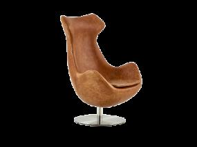 inspiration-jacobsen-fauteuil-cocoon-cuir-marron-vintage-1590